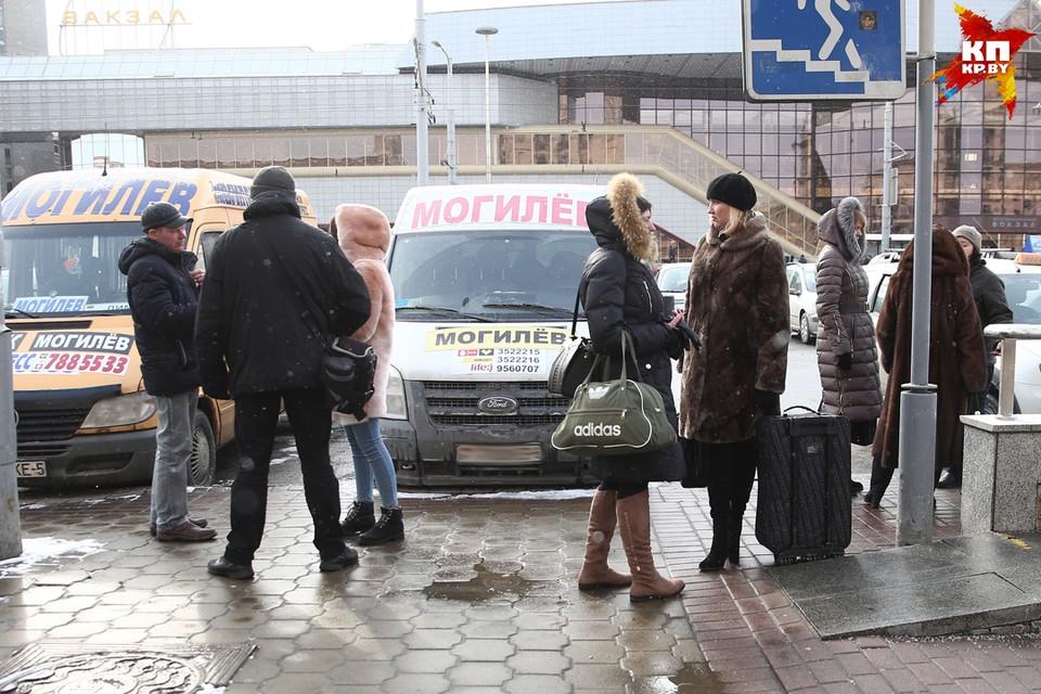 Уже 26 февраля в Беларуси могут исчезнуть частные междугородние маршрутки.