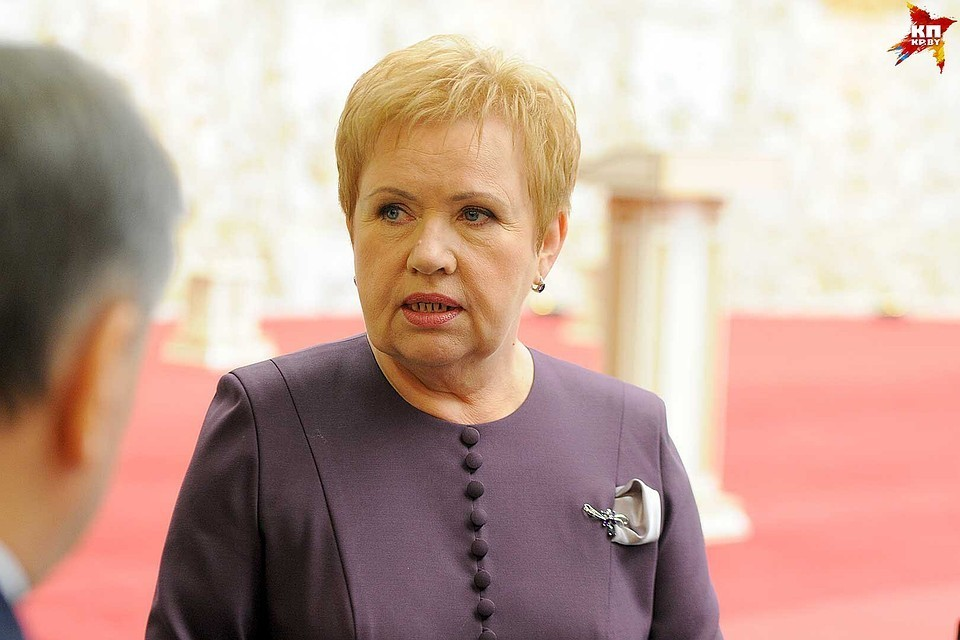 Глава ЦИК Лидия Ермошина подвела итоги выборов.