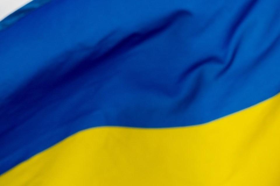 Нацгвардия Украины расследует появление красных знамен на параде в Кривом Роге