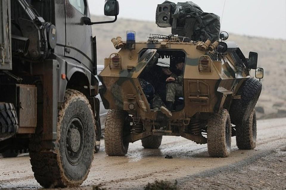 Эксперт: Ввод турецкого спецназа в Африн не окажет сильного влияния на ситуацию в регионе