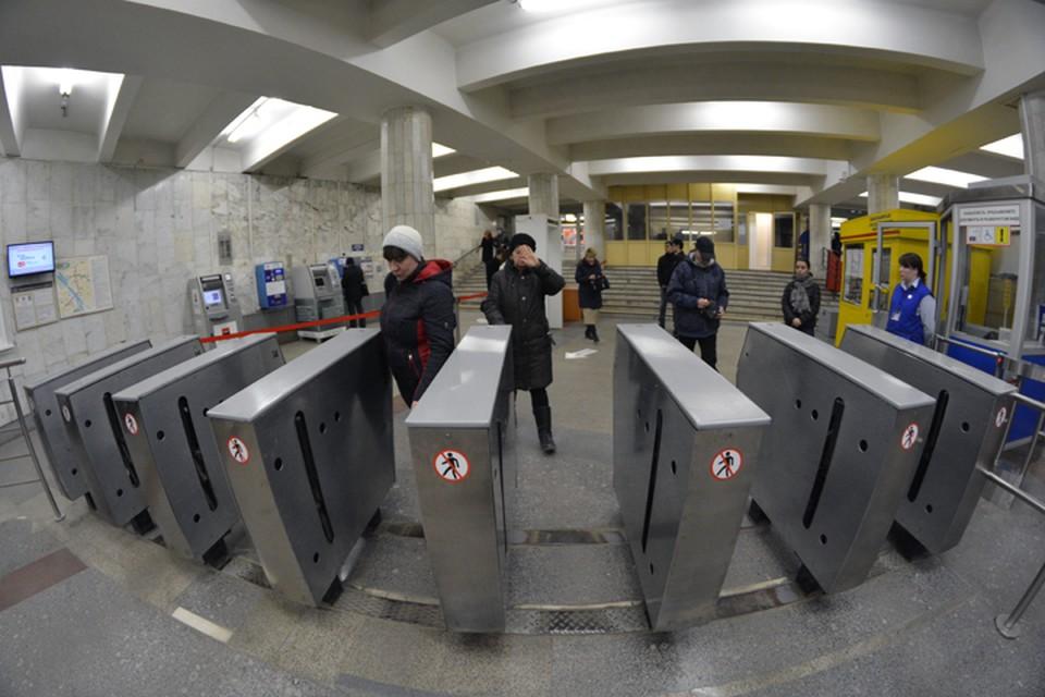 Количество перевезенных метрополитеном пассажиров за год выросло на 5%