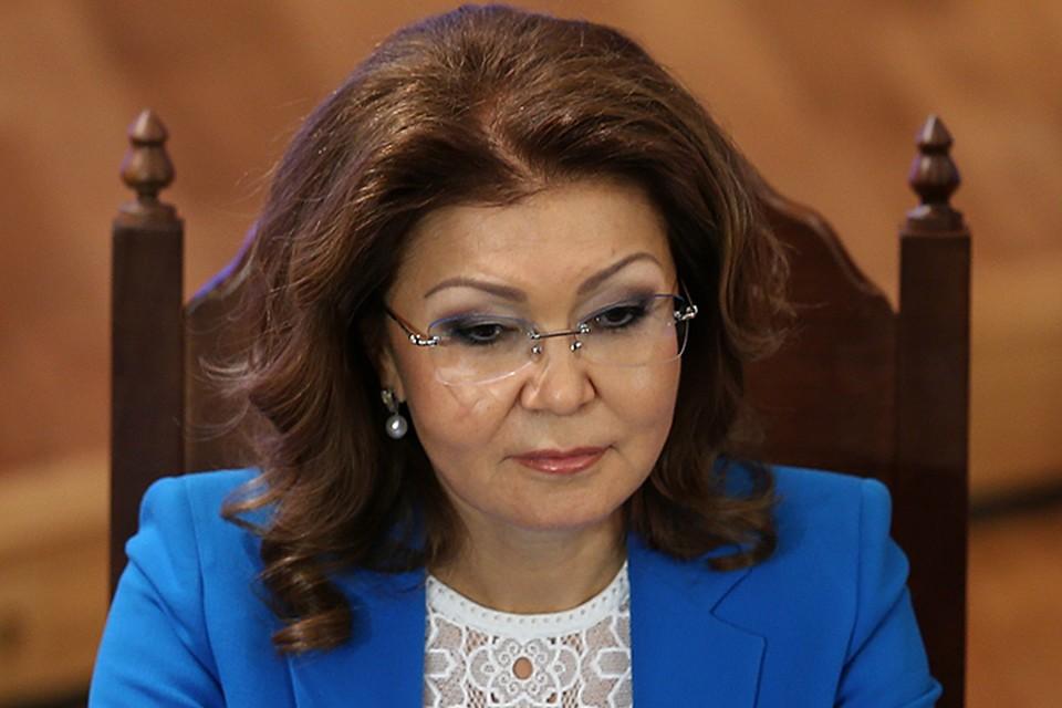 Дарига, старшая дочь елбасы, – человек в политике Казахстана приметный