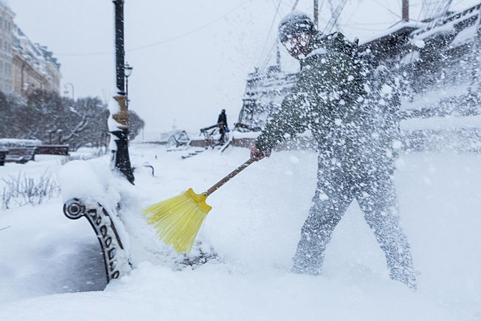 Синоптики центра «Фобос» сообщили, что на Москву обрушится самый сильный снегопад для 4 марта за последние 68 лет