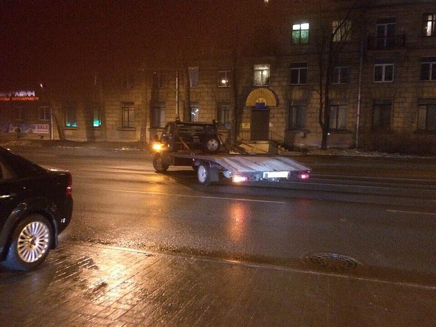 Что делать ударили машину и скрылись украина 24