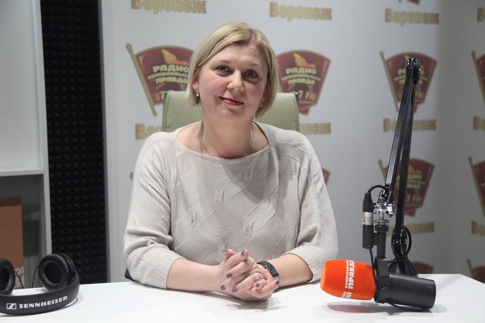 Ирина Петрова.