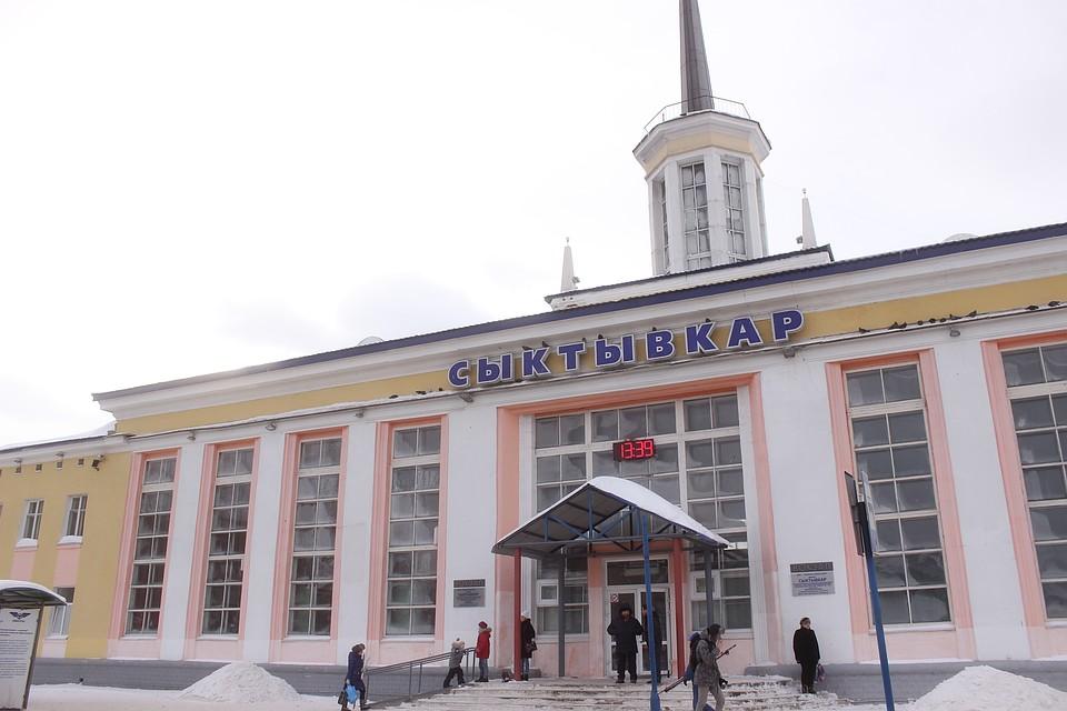298d2c8d00e3 Железнодорожный тупик  сыктывкарцы жалуются на запущенный вокзал в  Сыктывкаре