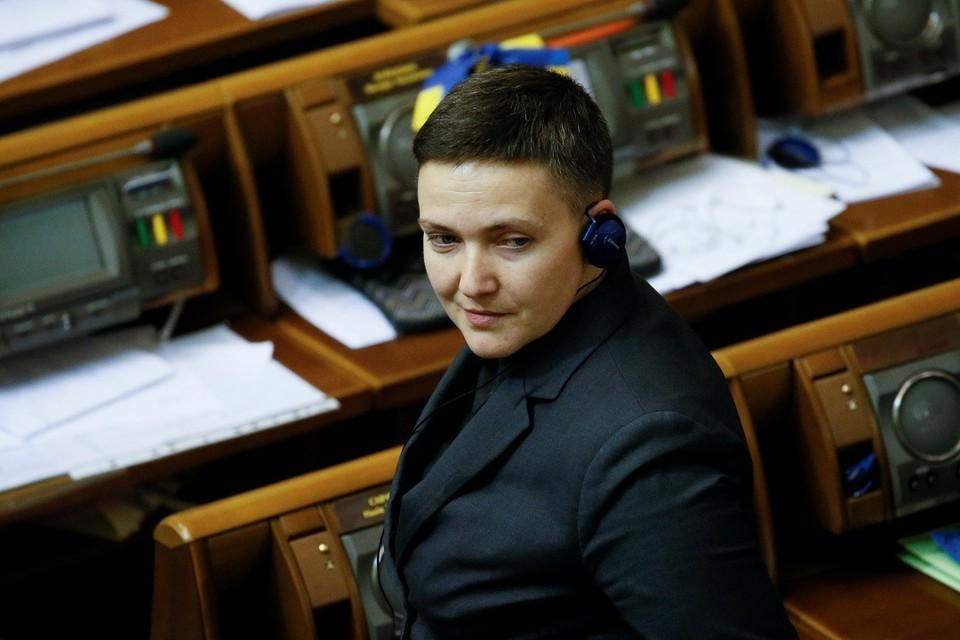 Депутат Верховной рады Украины Надежда Савченко задержана по обвинению в организации госпереворота