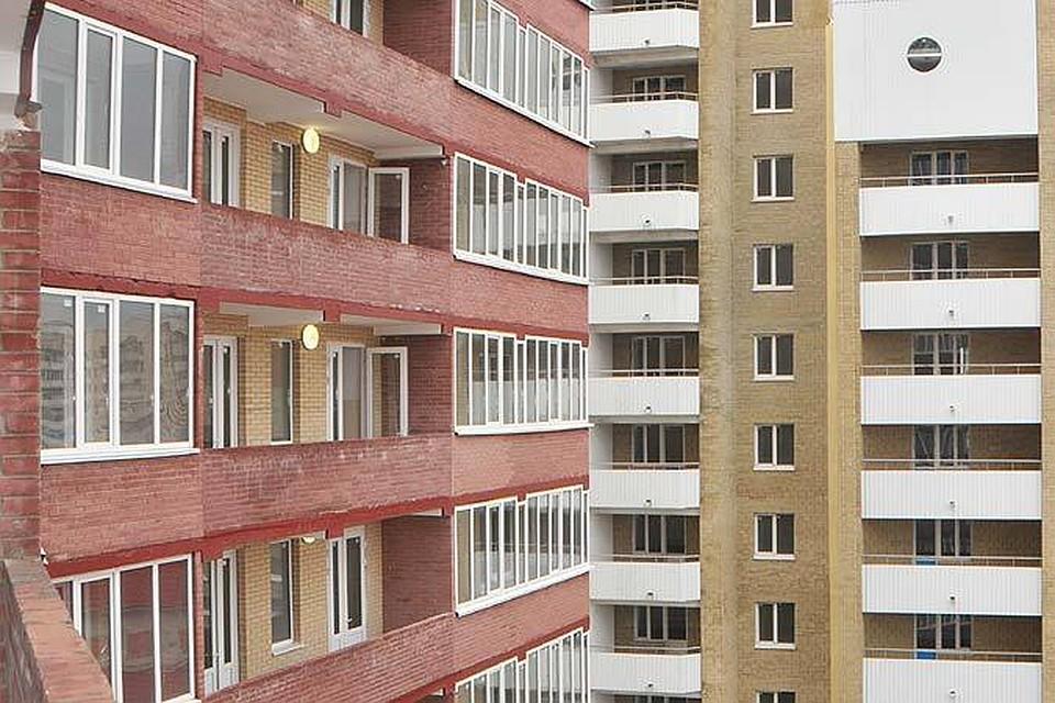 К сожалению Волгоград не дотягивает даже до среднероссийских показателей по вводу объемов жилья. Фото Игорь Чебаненко
