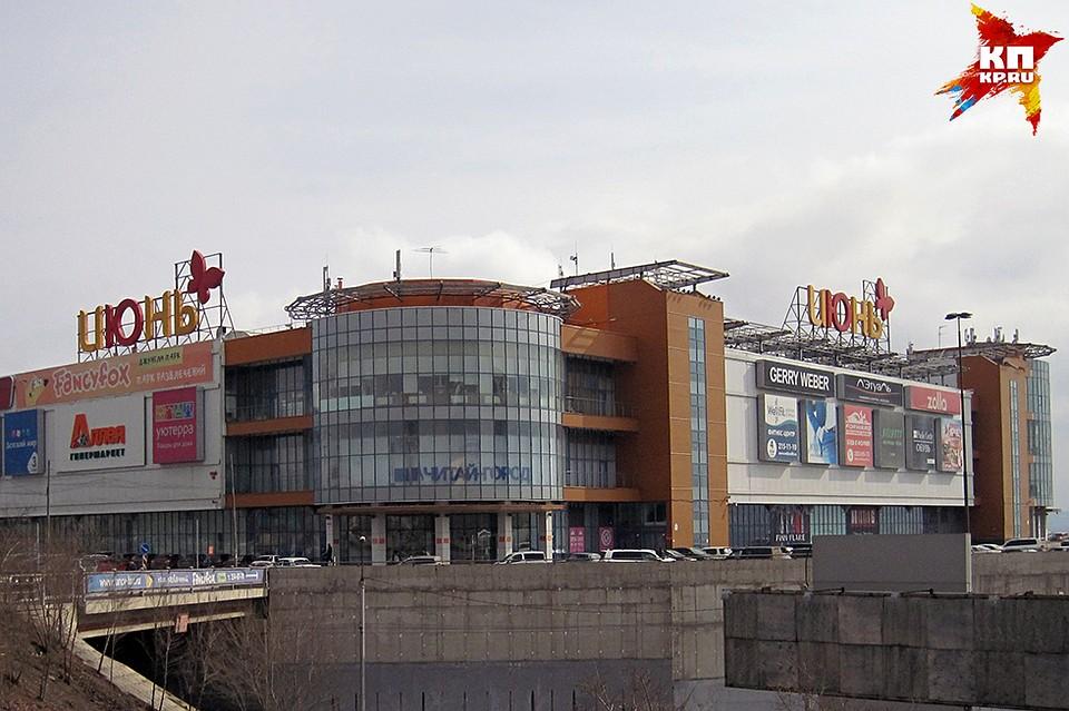 5b1b301e6 ТРЦ «Июнь» экстренно эвакуировали в Красноярске