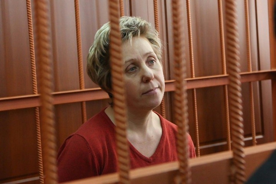 Надежда Судденок обжаловала свой арест