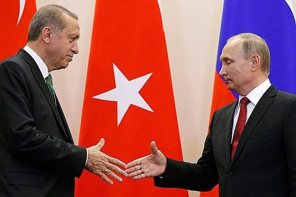 Эрдоган и Путин дали отмашку реализации грандиозного проекта стоимостью $22 млрд
