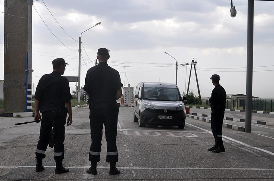 СБУ заявила о задержании гражданина России