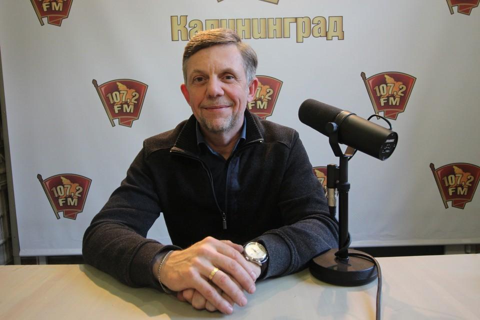 Гость программы - Георгий Дыханов