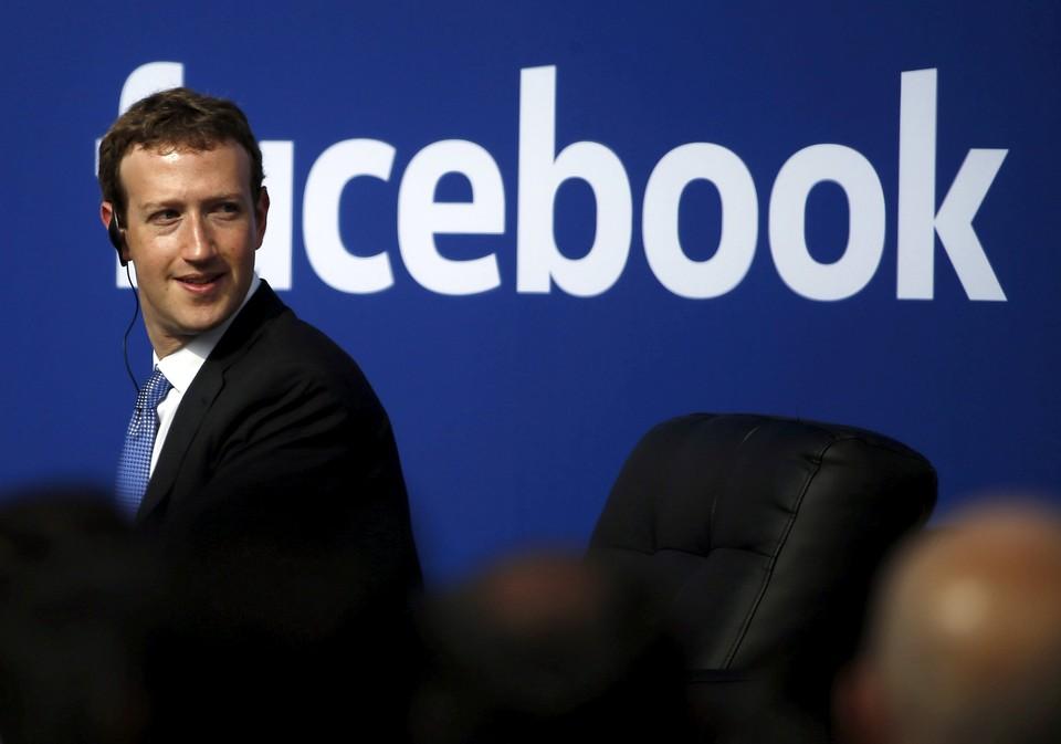 Руководство Facebook называет ошибкой передачу данных пользователей компании Cambridge Analytica