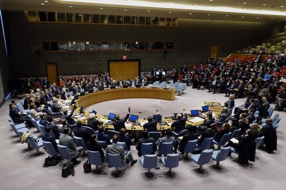 Совбез ООН соберется на заседание по Сирии