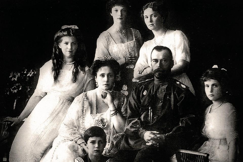Секс в царских семьях