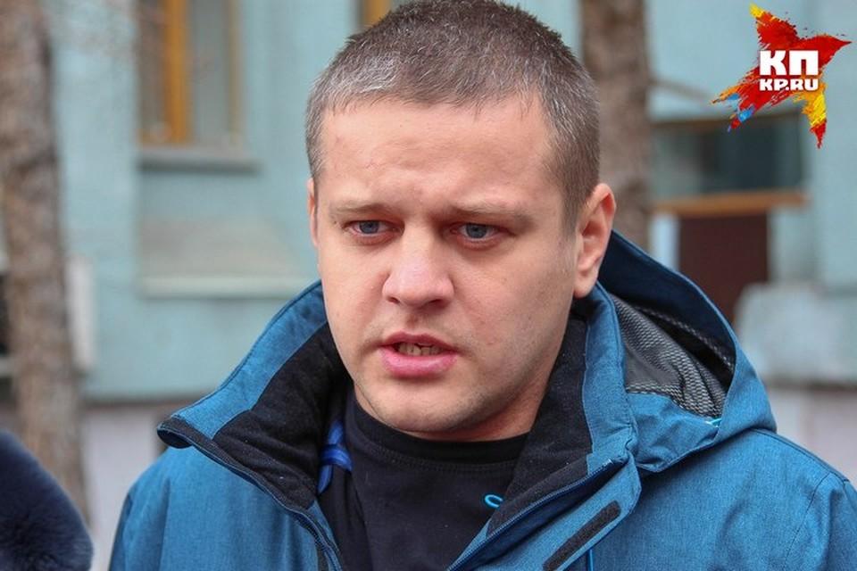Игорь Востриков собирается создать свое СМИ