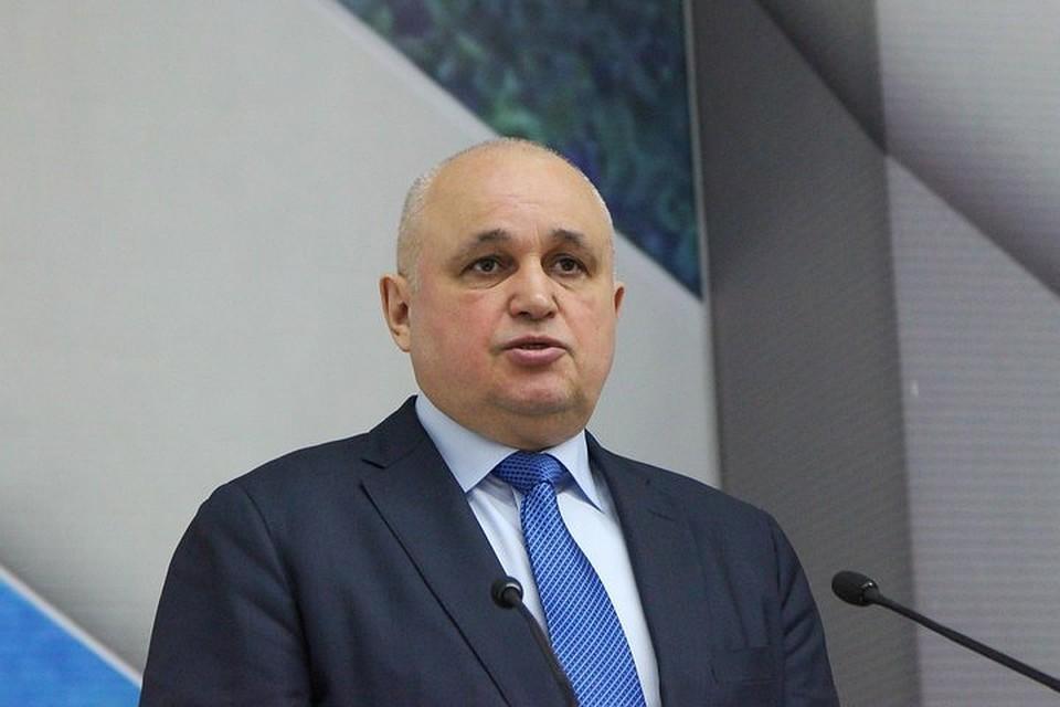 Сергей Цивилев не упускает шанс сблизиться с народом Кузбасса