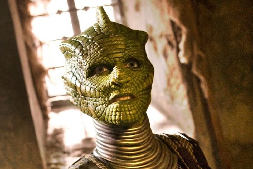 """Силурианка - представительница цивилизации, предшествующей нашей. По версии создателей сериала """"Доктор Кто"""", который надоумил ученых начать поиски предтечей."""