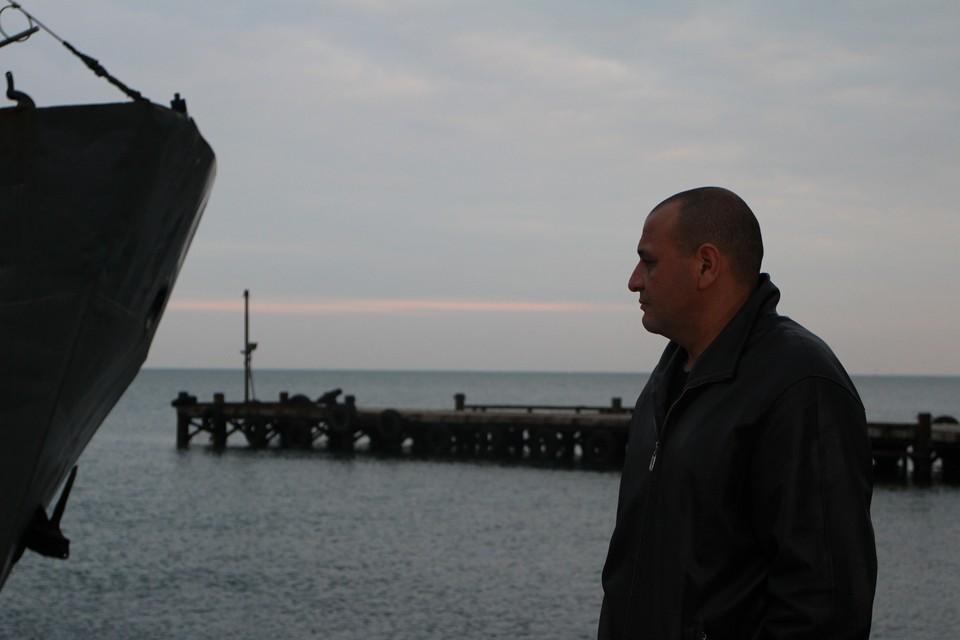Крымчанин не собирается отказываться от работы в море.