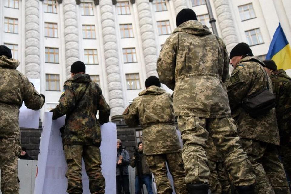 Военный прокурор Украины рассказал о количестве самоубийств в ВСУ