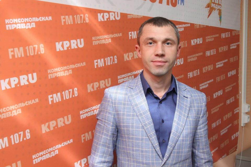 Артем Богданов, начальник Управления благоустройства и транспорта Администрации Ижевска