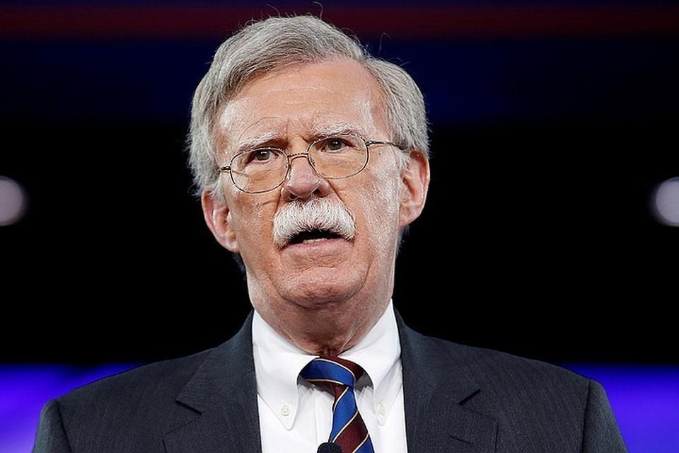 Новый помощник президента США по нацбезопасности Джон Болтон