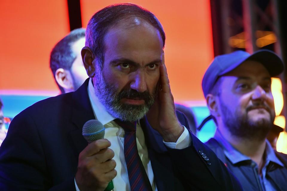 Никол Пашинян не стал премьером
