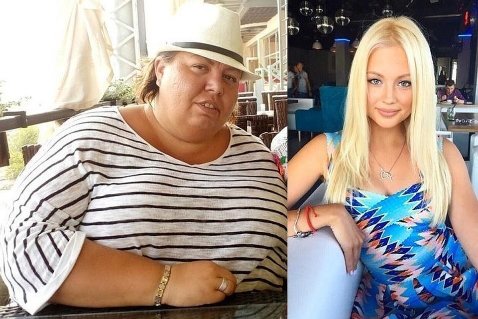 Домохозяйка (слева) выманила деньги у польского бизнесмена, представившись моделью (справа)