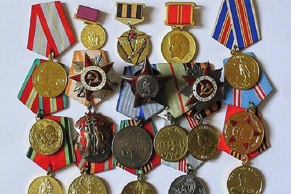 Каждая награда давалась бойцам потом и кровью