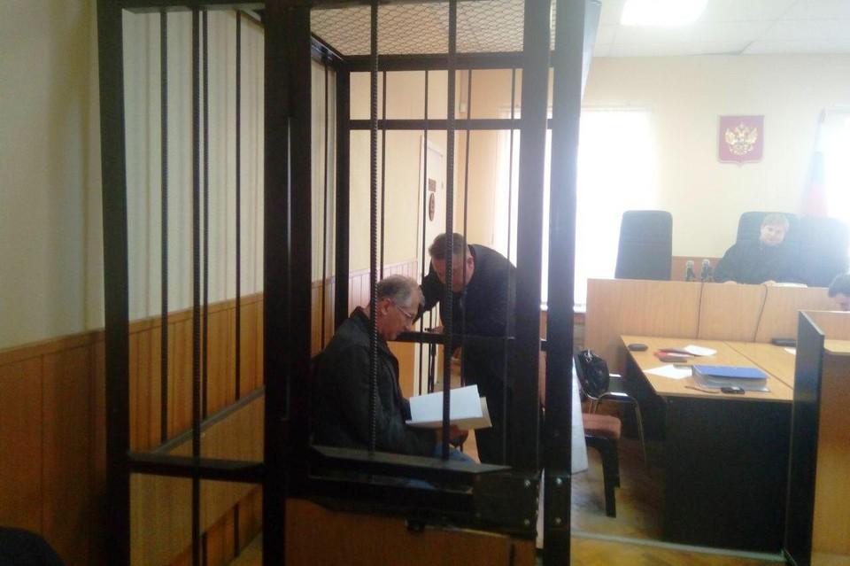 Следствие просит арестовать Григория Слабикова.