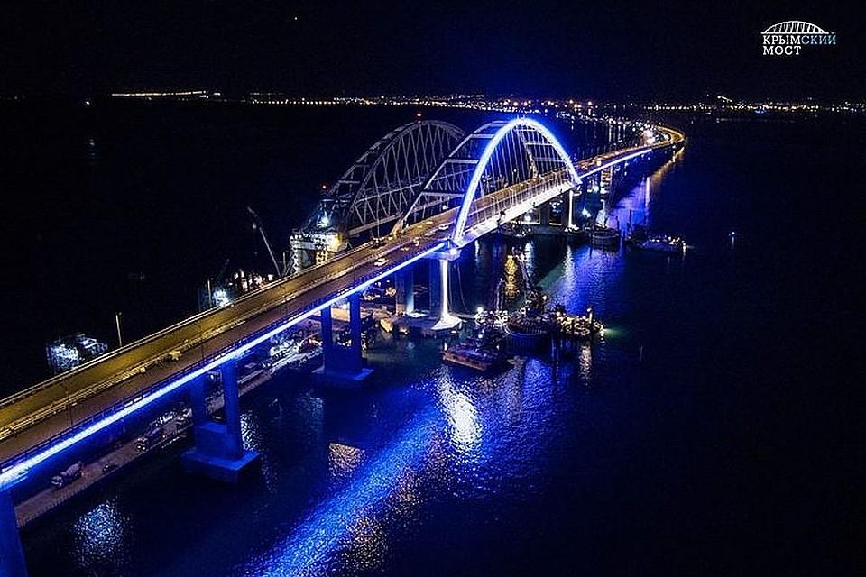 Фото: Инфоцентр Крымского моста