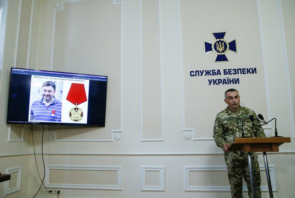 Прокуратура Украины хочет заключить Вышинского под стражу на два месяца