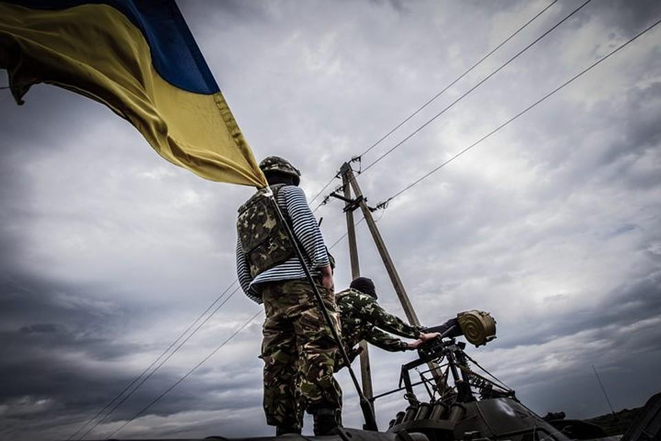 В районе подконтрольной Киеву Авдеевки военнослужащие НАТО подорвались на минном поле