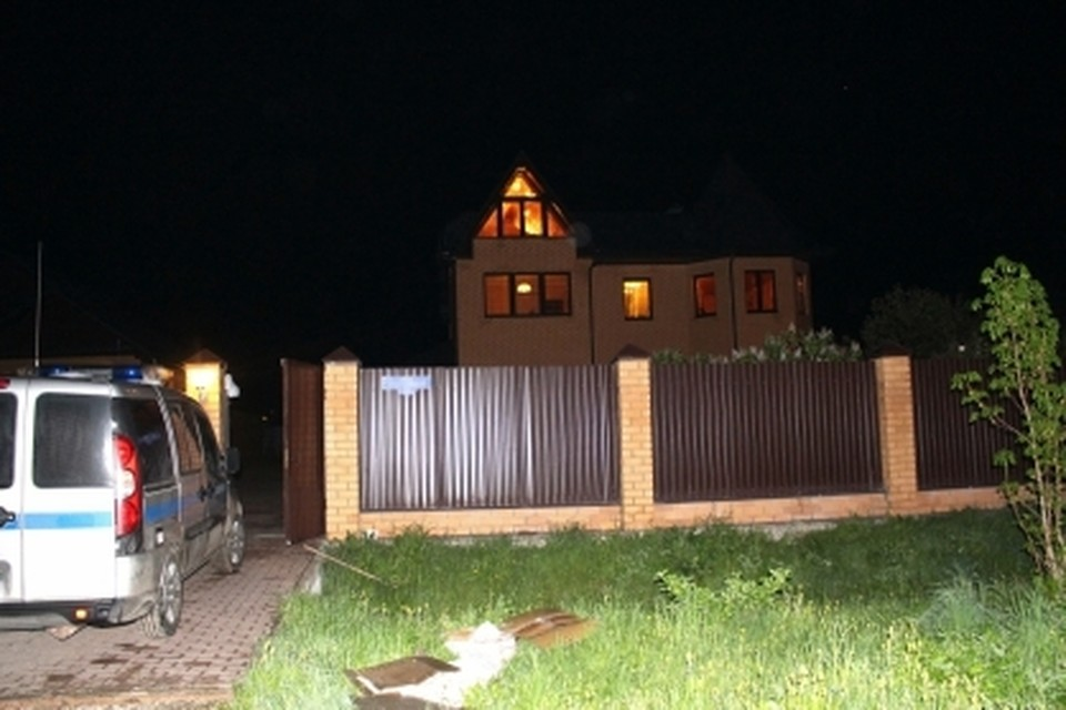 Тела женщин пролежали в подвале этого дома 10 дней. Фото: СУ СК РФ по Тверской области