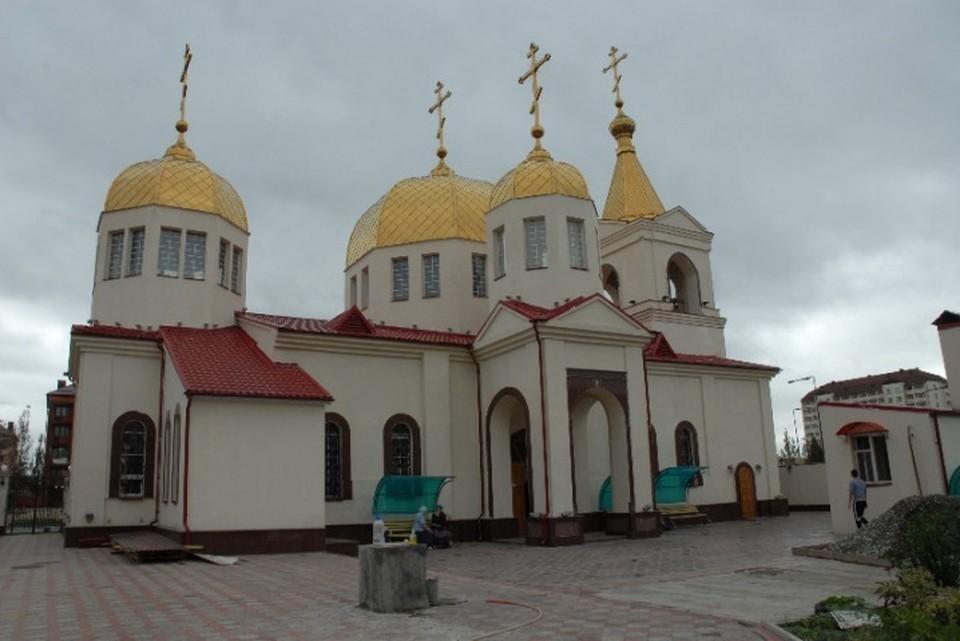 Храм Архангела Михаила.