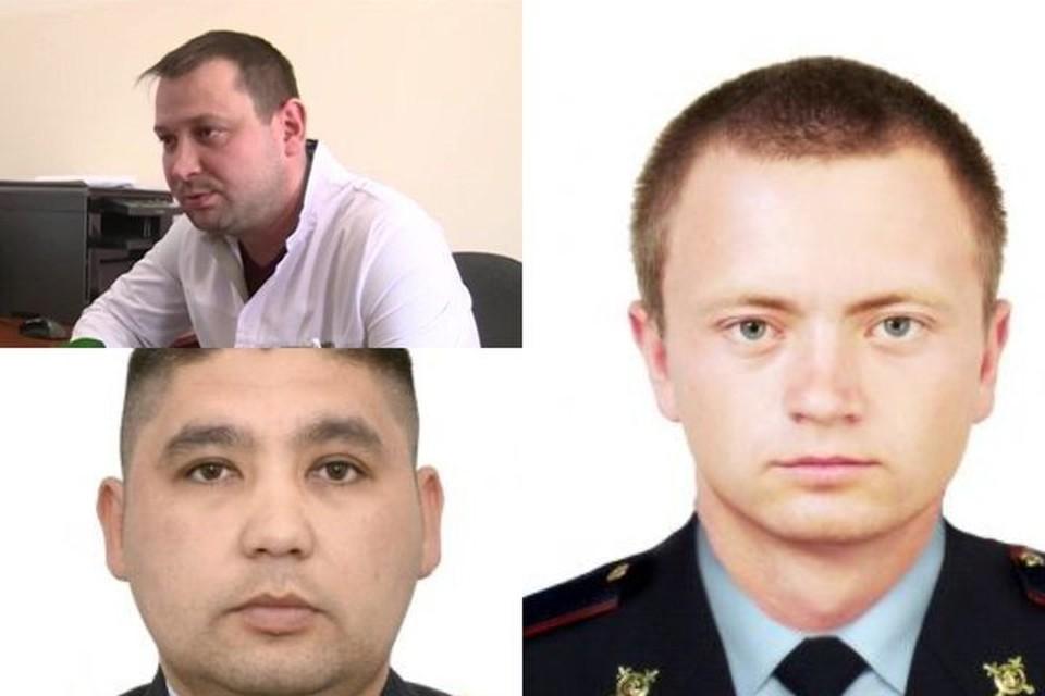 Хирург Федор Напольников выжил, а Кайрат Рахметов и Владимир Горсков погибли от полученных ранений.