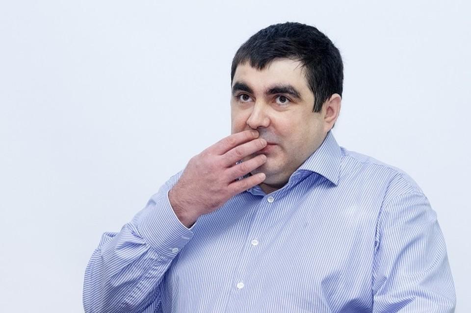Долги Самойлова выбивали через суд