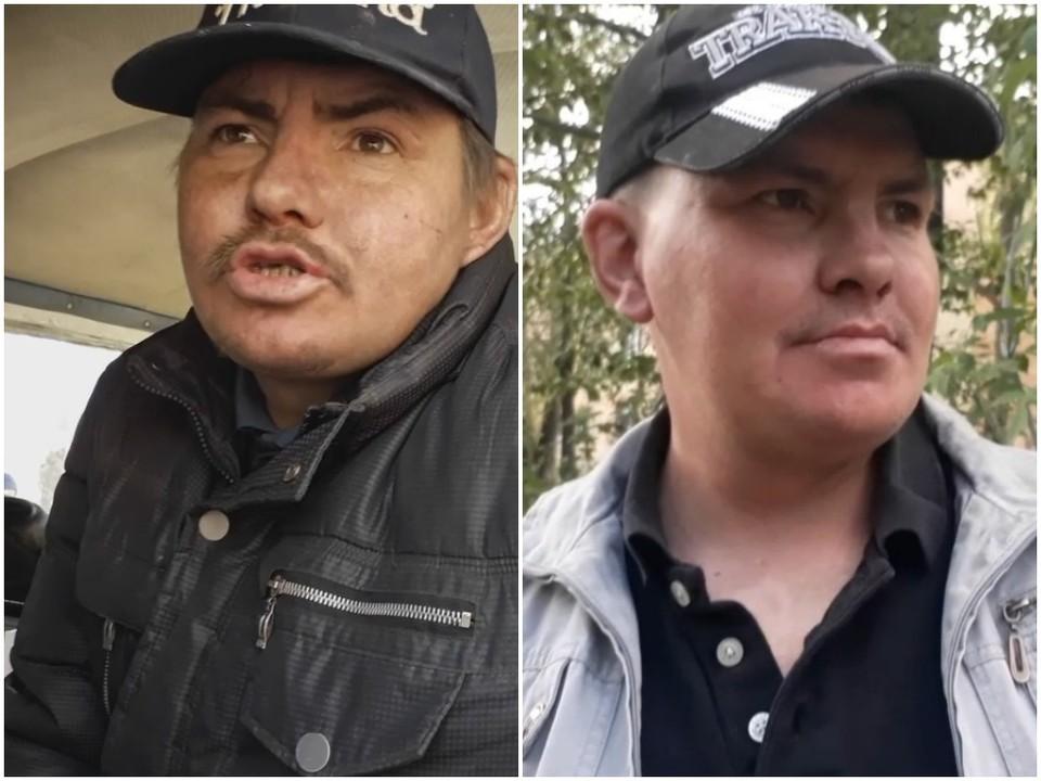 Таким был Кирилл полтора месяца назад (слева). А так он выглядит сейчас (справа). Фото: Татьяна Авдеева