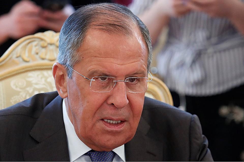 Сергей Лавров прокомментировал недавнее убийство ультралиберального журналиста Аркадия Бабченко