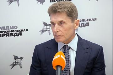 Губернатор Сахалина и Курил Олег Кожемяко: «Чтобы глубже изучить Сахалин, нужно приезжать минимум на неделю»