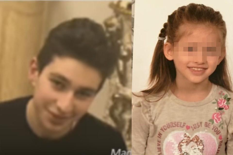 Юный преступник и его жертва. Фото: социальные сети