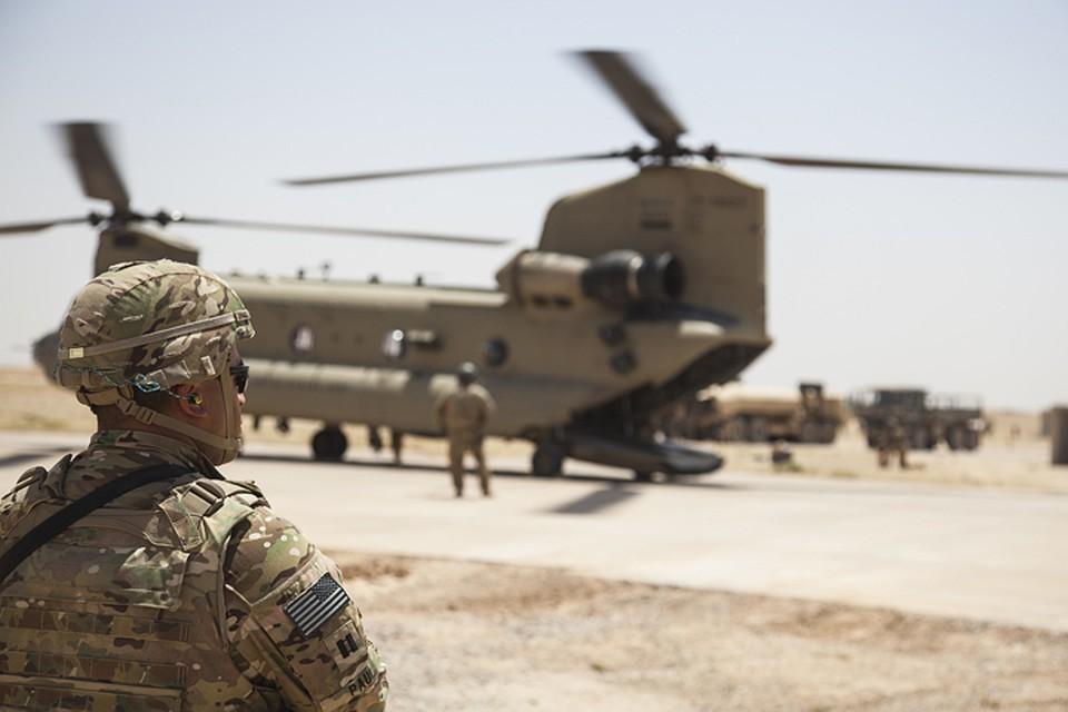 В Пентагоне предостерегли Дамаск от вооруженного противостояния с США в Сирии