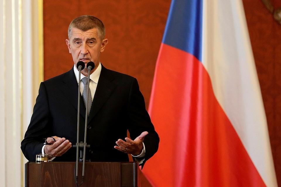 Андрея Бабиша повторно назначили премьер-министром Чехии