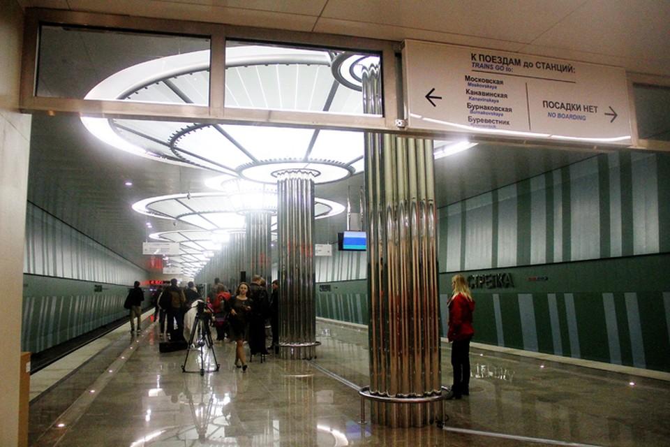 Испытано на себе: корреспондент «Комсомолки» прокатился до новой станции метро