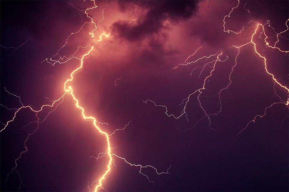 На Кировскую область надвигается грозовой циклон