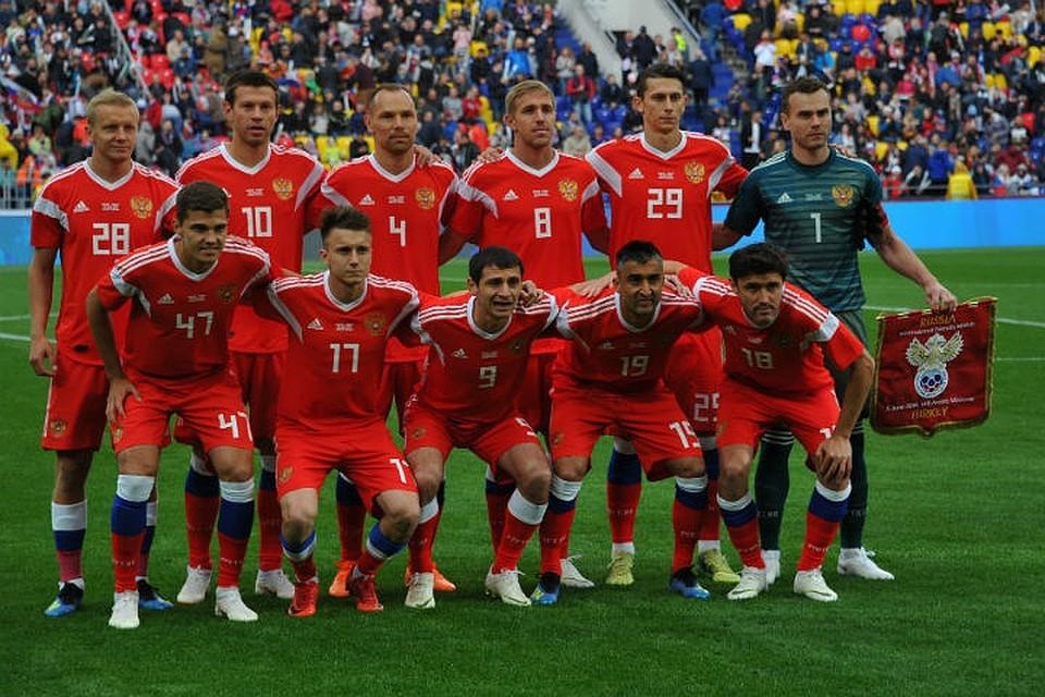 Сборная России начнет чемпионат мира 2018 матчем против Саудовской Аравии.