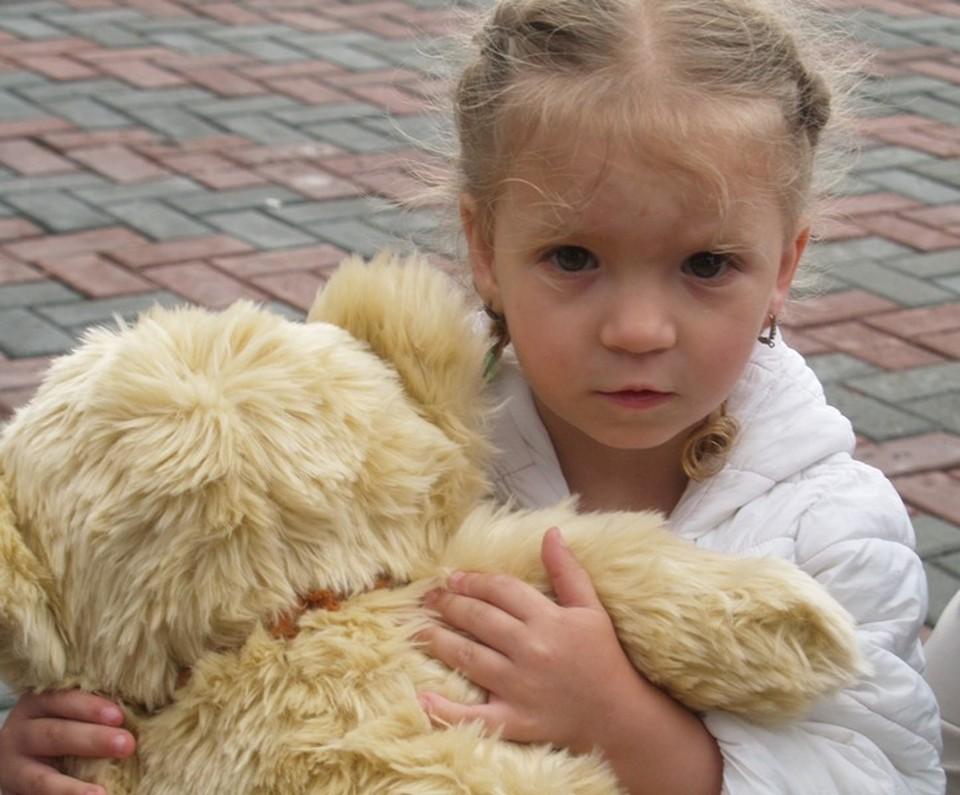 Полинка вернулась в Челябинск.