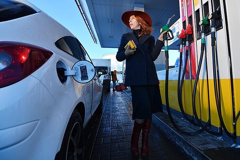 Росстат сообщил о замедлении роста цен на бензин