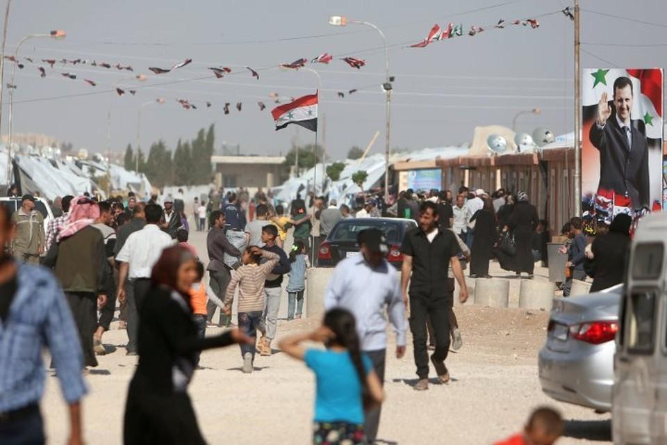 В Сирии под контроль правительства перешли 11 населенных пунктов